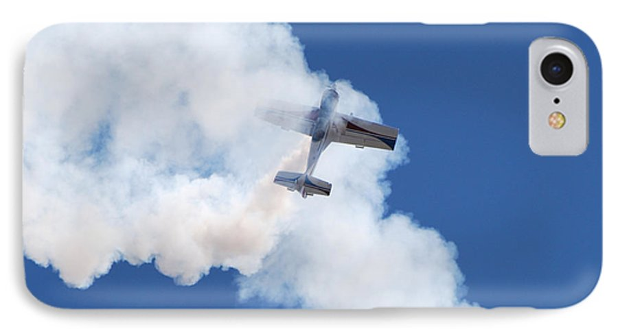 Aircraft IPhone 7 Case featuring the photograph The Stall by Larry Keahey