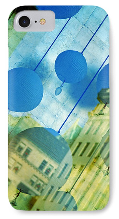 New York IPhone 7 Case featuring the photograph Tiffanys by Skip Hunt