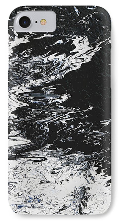 Fusionart IPhone 7 Case featuring the painting Victory by Ralph White