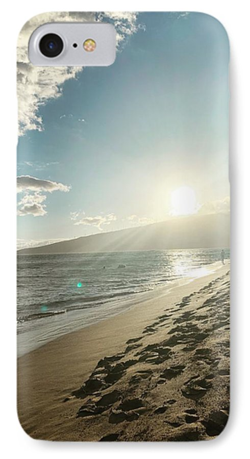 Hawaii IPhone 7 Case featuring the photograph Maui by Kristin Rogers