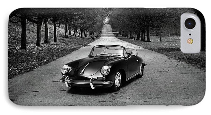 Porsche 356 For Sale >> Porsche 356 1965 Iphone 7 Case