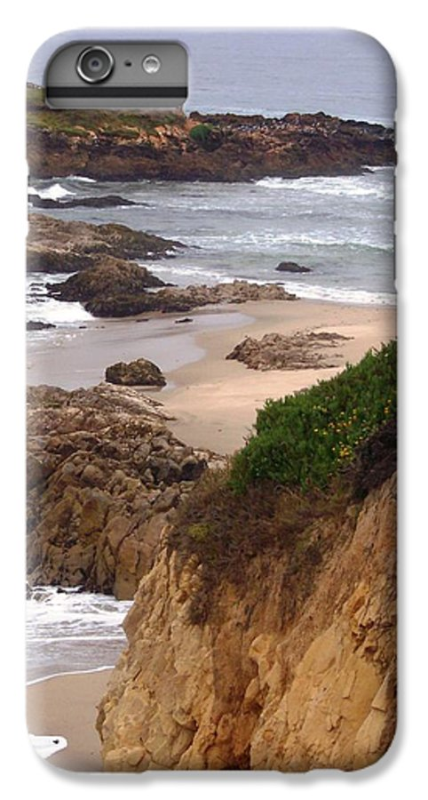 Coast IPhone 7 Plus Case featuring the photograph Coastal Scene 8 by Pharris Art