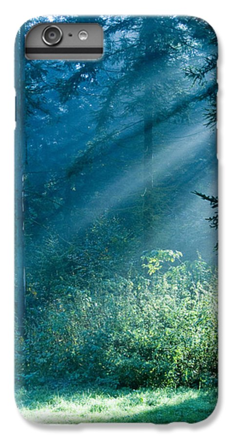 Nature IPhone 7 Plus Case featuring the photograph Elven Forest by Daniel Csoka