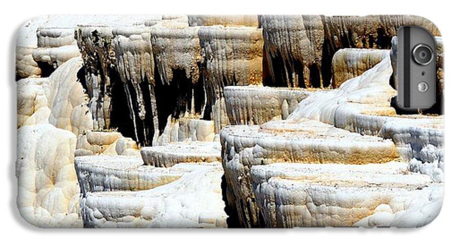 Pamukkale IPhone 7 Plus Case featuring the photograph Pamukkale Terraces by Apurva Madia