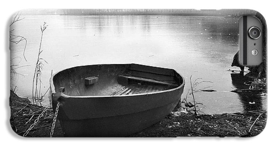 Boat IPhone 7 Plus Case featuring the photograph Resting by Yuri San