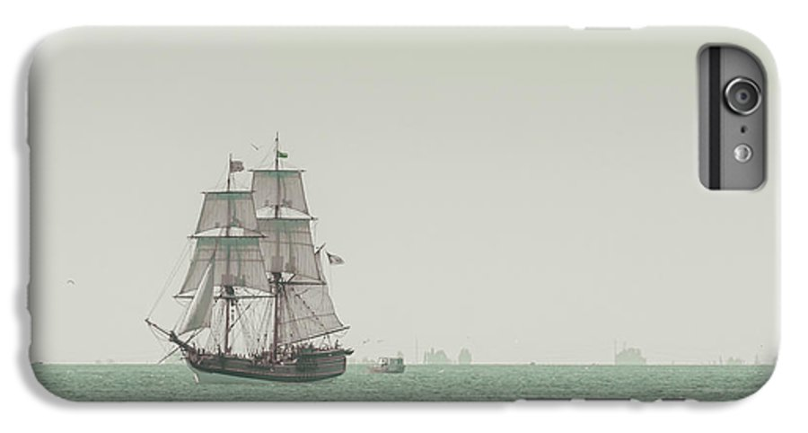 Art IPhone 7 Plus Case featuring the photograph Sail Ship 1 by Lucid Mood
