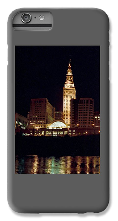 Cleveland IPhone 7 Plus Case featuring the photograph 070506-73 by Mike Davis