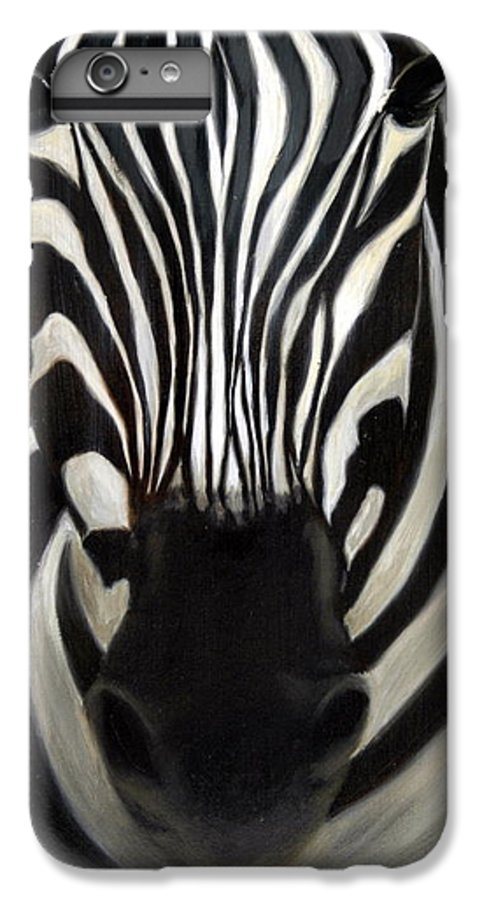 For Availability And Prices Of Limited Edition Prints/giclees IPhone 7 Plus Case featuring the painting A Close Look by Greg Neal