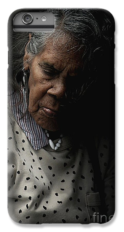 Portrait IPhone 7 Plus Case featuring the photograph Alice by Sheila Smart Fine Art Photography