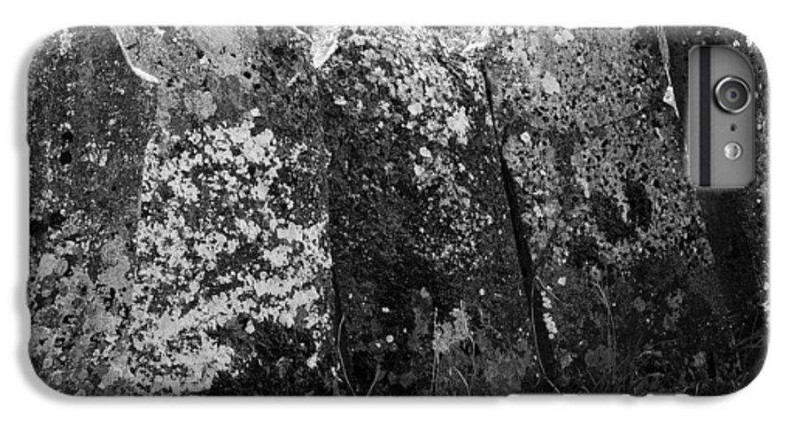Ireland IPhone 7 Plus Case featuring the photograph All In A Row At Fuerty Cemetery Roscommon Ireland by Teresa Mucha