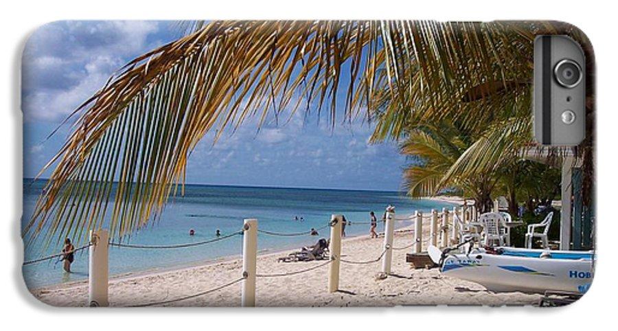 Beach IPhone 7 Plus Case featuring the photograph Beach Grand Turk by Debbi Granruth