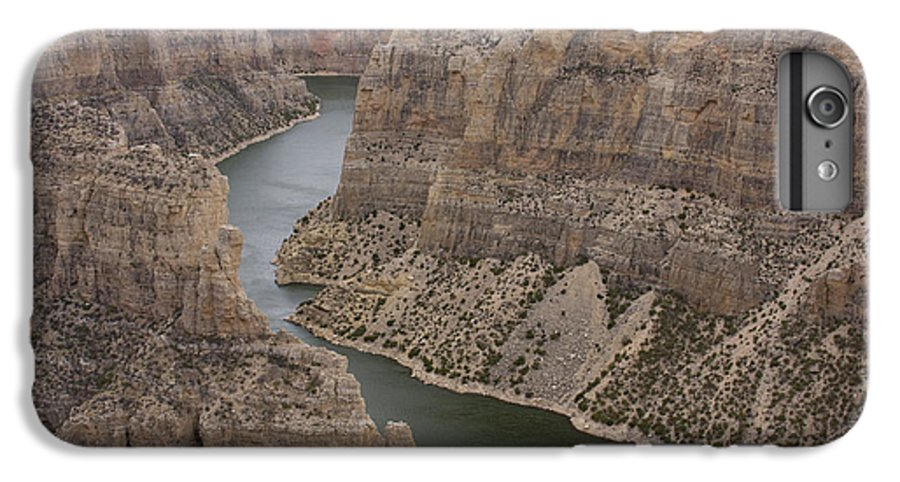 Canyon IPhone 7 Plus Case featuring the photograph Bighorn Canyon by Idaho Scenic Images Linda Lantzy