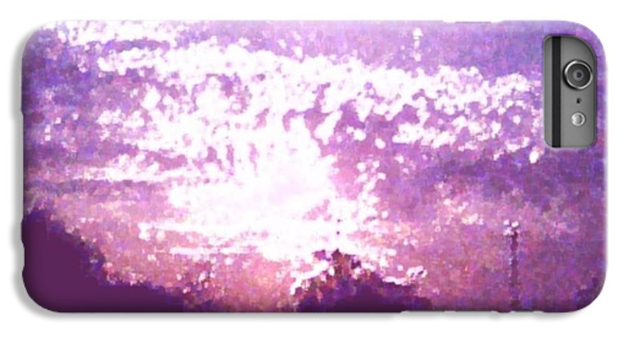 Evening IPhone 7 Plus Case featuring the digital art Bright Evening by Dr Loifer Vladimir