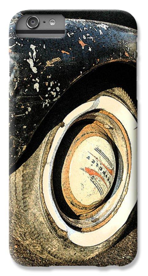 Car IPhone 7 Plus Case featuring the photograph Car Alfresco II by Kathy Schumann