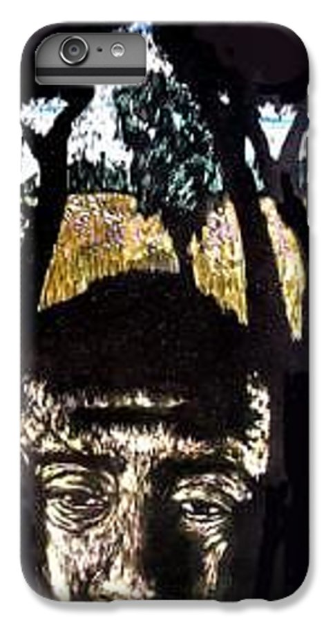 IPhone 7 Plus Case featuring the mixed media Carlito's Idaho by Chester Elmore