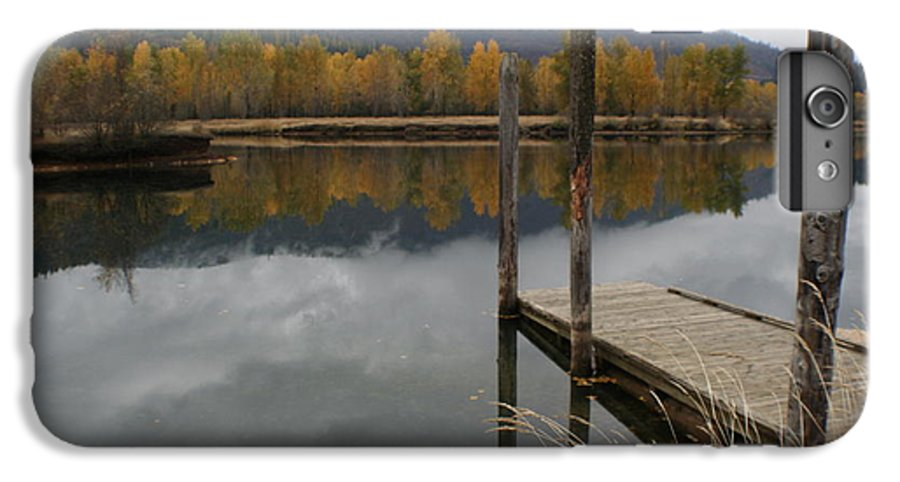 Cataldo IPhone 7 Plus Case featuring the photograph Cataldo Reflections by Idaho Scenic Images Linda Lantzy