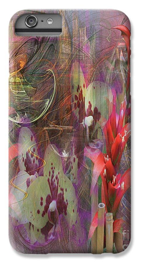 Chosen Ones IPhone 7 Plus Case featuring the digital art Chosen Ones by John Beck
