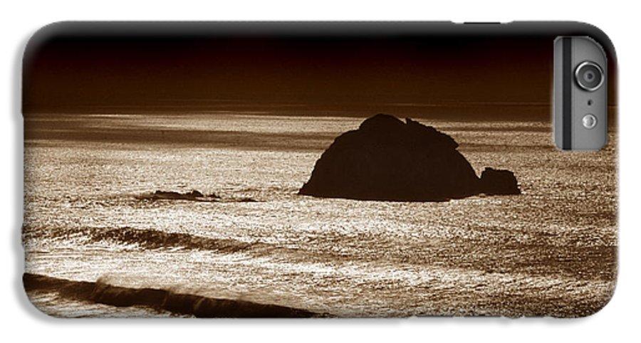 Big Sur IPhone 7 Plus Case featuring the photograph Drama On Big Sur by Michael Ziegler