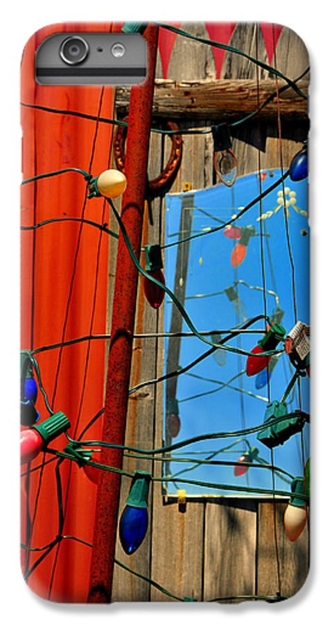 Skip Hunt IPhone 7 Plus Case featuring the photograph Electric Lady Land by Skip Hunt