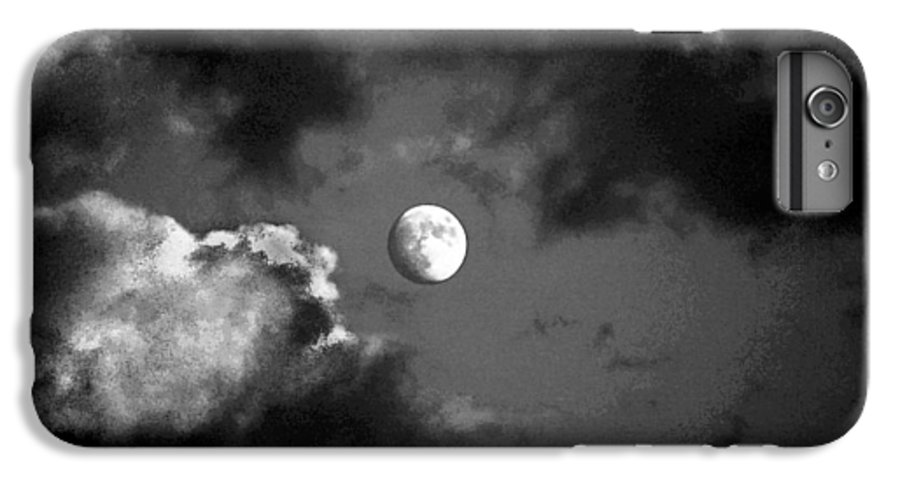 Sky IPhone 7 Plus Case featuring the photograph Eye In The Sky by Steve Karol