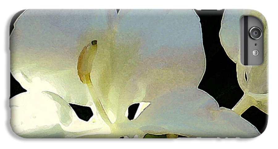 Ginger IPhone 7 Plus Case featuring the photograph Fragrant White Ginger by James Temple