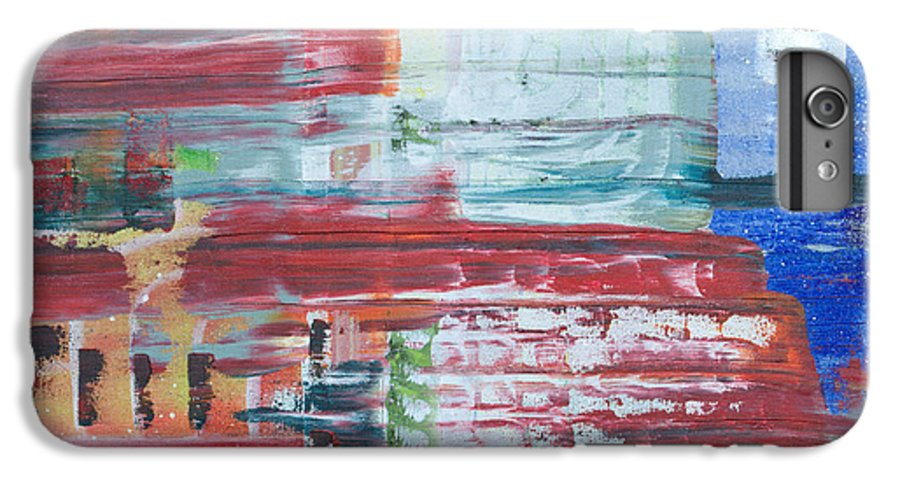 Impressionism IPhone 7 Plus Case featuring the painting Glass Blocks by J R Seymour