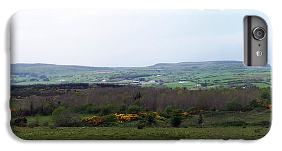 Ireland IPhone 7 Plus Case featuring the photograph Horses At Lough Arrow County Sligo Ireland by Teresa Mucha