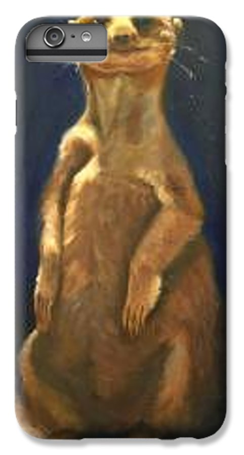 For Availability And Prices Of Limited Edition Prints/giclees IPhone 7 Plus Case featuring the painting I See You by Greg Neal