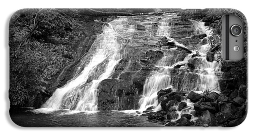 Nature IPhone 7 Plus Case featuring the photograph Indian Falls At Deep Creek by Kathy Schumann