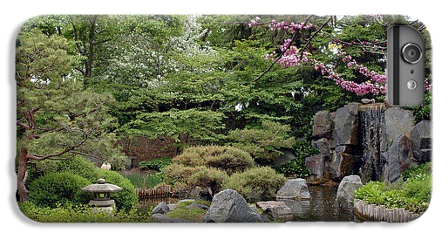 Japanese Garden IPhone 7 Plus Case featuring the photograph Japanese Garden II by Kathy Schumann