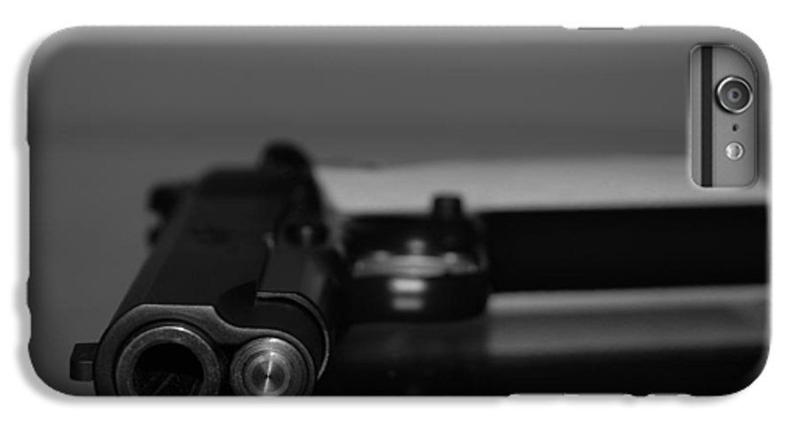 45 Auto IPhone 7 Plus Case featuring the photograph Kimber 45 by Rob Hans