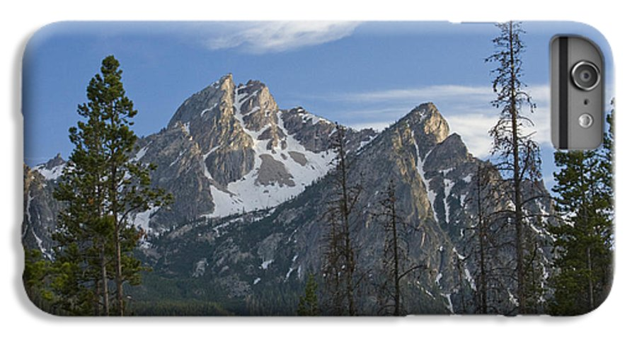 Majestic IPhone 7 Plus Case featuring the photograph Last Light On Mcgowan by Idaho Scenic Images Linda Lantzy