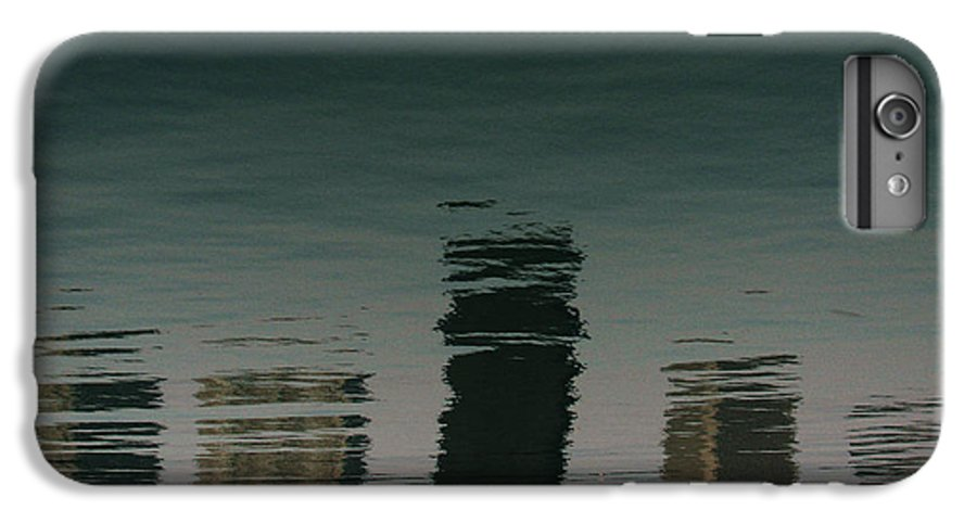 Lake IPhone 7 Plus Case featuring the photograph Lonely Soul by Dana DiPasquale