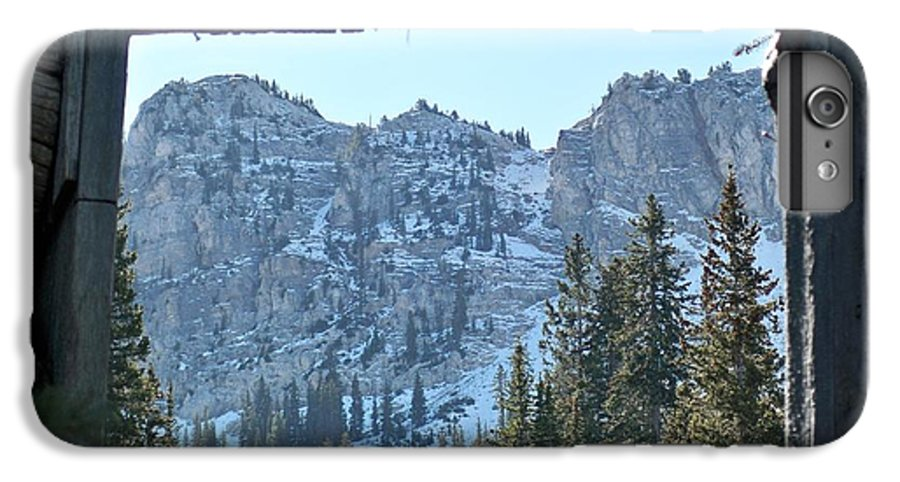 Mountain IPhone 7 Plus Case featuring the photograph Miners Lost View by Michael Cuozzo