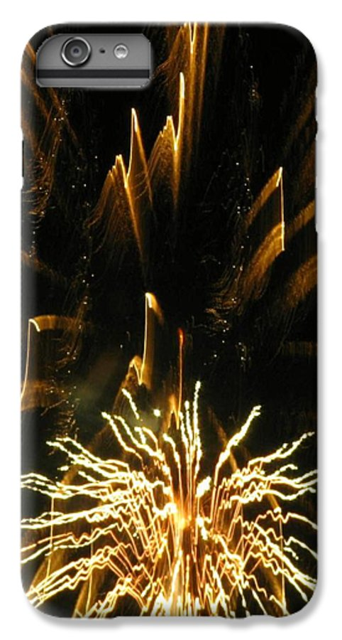 Fireworks IPhone 7 Plus Case featuring the photograph Music To My Eyes by Rhonda Barrett
