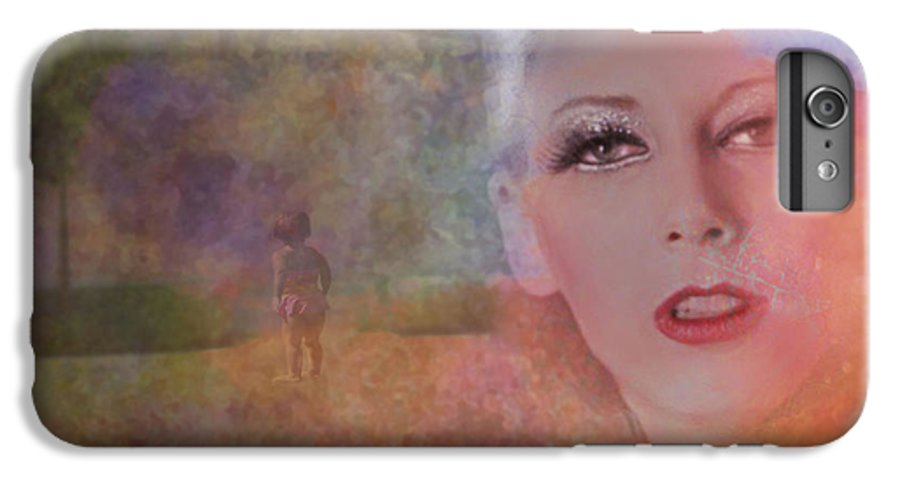 Woman IPhone 7 Plus Case featuring the photograph Mystic Woman by Jeff Burgess