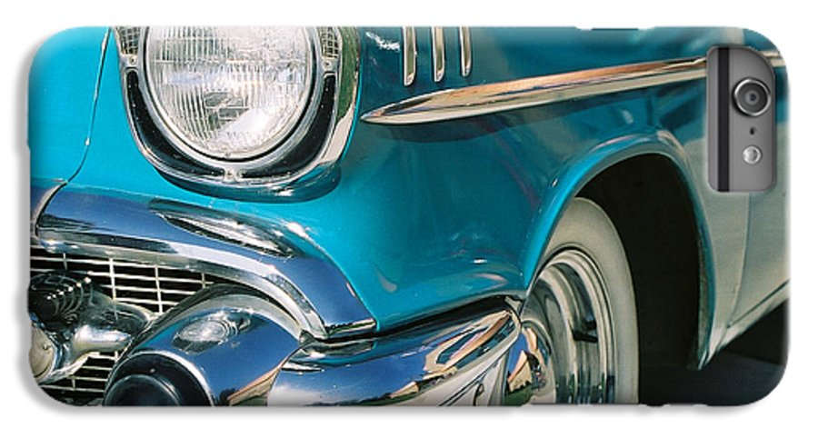 Chevy IPhone 7 Plus Case featuring the photograph Old Chevy by Steve Karol