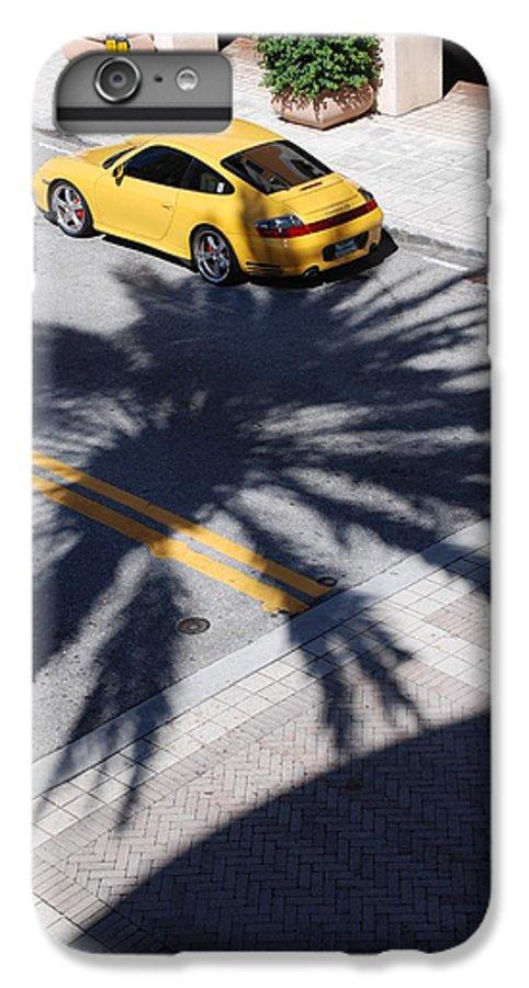 Porsche IPhone 7 Plus Case featuring the photograph Palm Porsche by Rob Hans