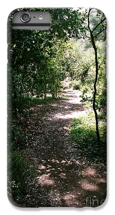 Path IPhone 7 Plus Case featuring the photograph Path by Dean Triolo
