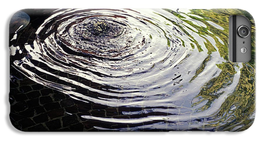 Rain IPhone 7 Plus Case featuring the photograph Rain Barrel by Carl Purcell
