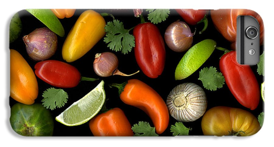 Culinary IPhone 7 Plus Case featuring the photograph Salsa by Christian Slanec