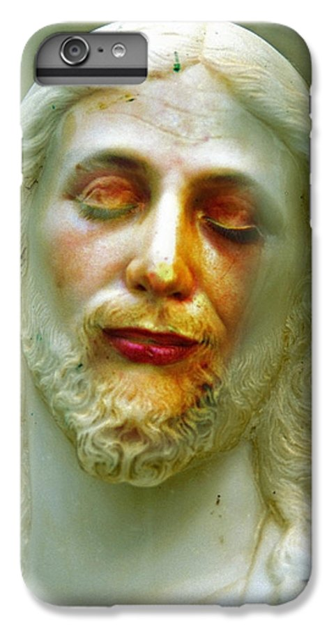 Jesus IPhone 7 Plus Case featuring the photograph Shesus by Skip Hunt