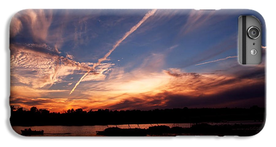 Sky IPhone 7 Plus Case featuring the photograph Spirits In The Sky by Gaby Swanson