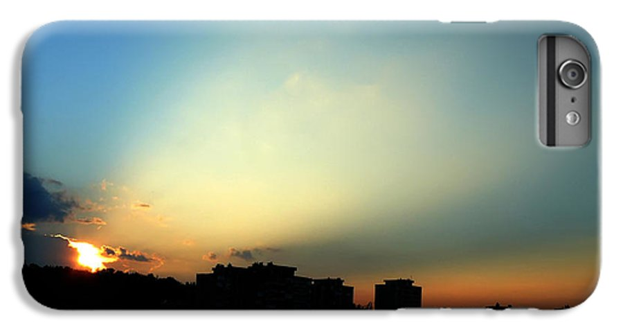 Nature IPhone 7 Plus Case featuring the photograph Spotlight by Daniel Csoka