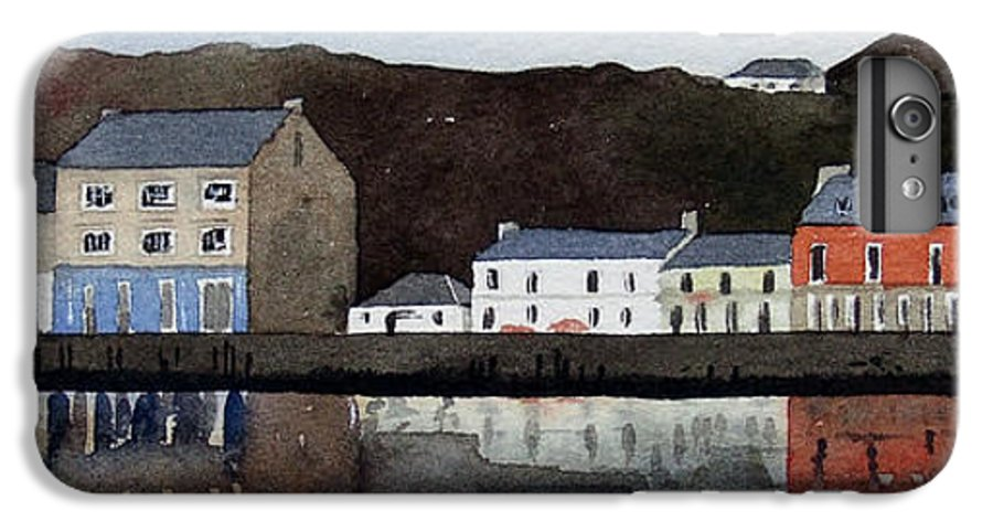 Landscape IPhone 7 Plus Case featuring the painting Tarbert by Paul Dene Marlor