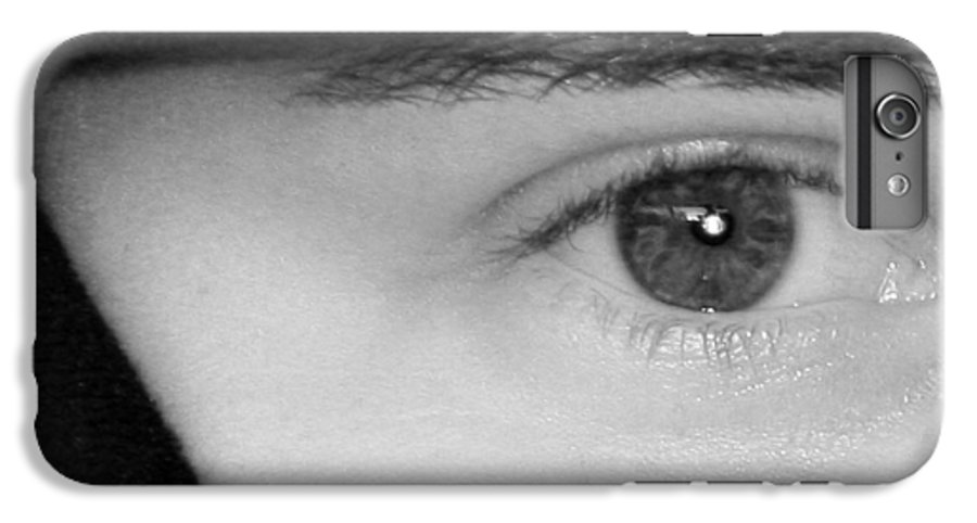 Eyes IPhone 7 Plus Case featuring the photograph The Eyes Have It by Christine Till