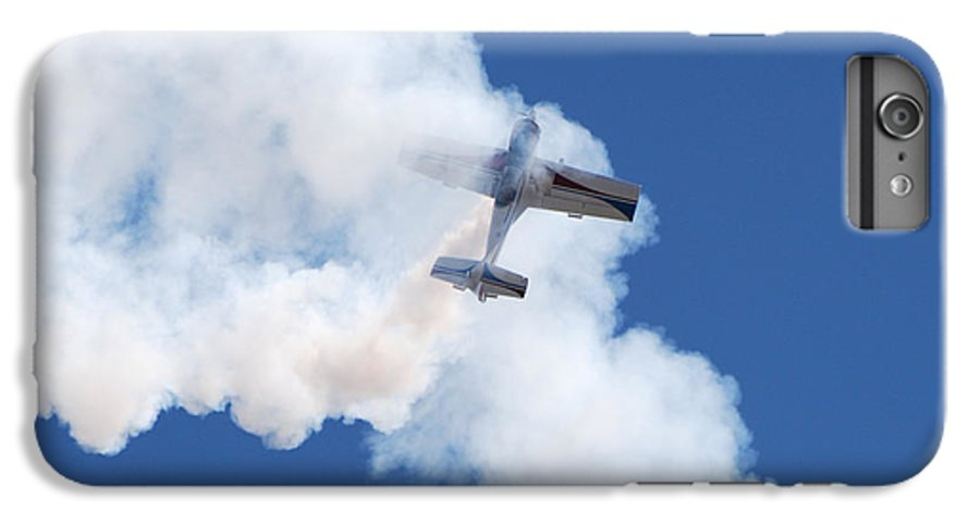 Aircraft IPhone 7 Plus Case featuring the photograph The Stall by Larry Keahey