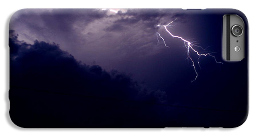 Sky IPhone 7 Plus Case featuring the photograph The Storm 1.3 by Joseph A Langley