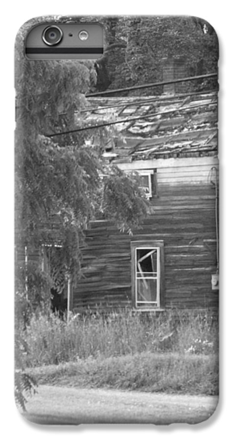 House IPhone 7 Plus Case featuring the photograph This Old House by Rhonda Barrett