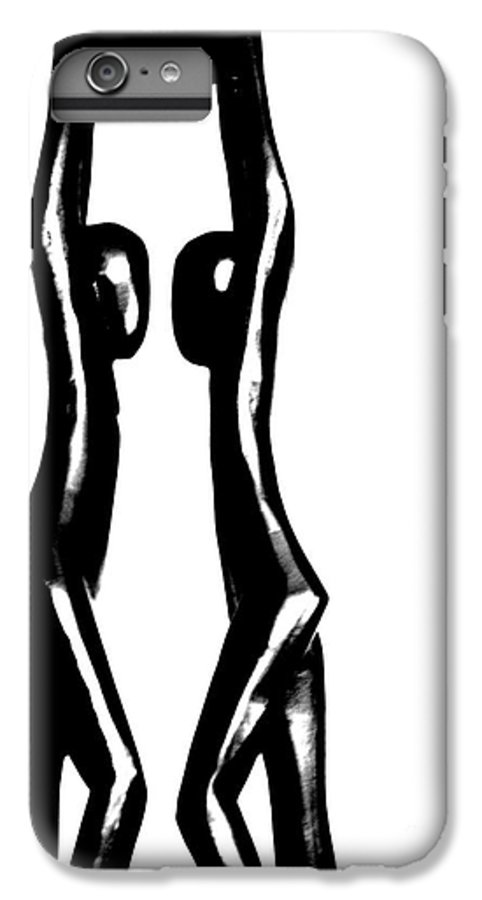 Couple IPhone 7 Plus Case featuring the photograph Together by Amanda Barcon